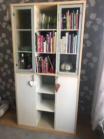 Ikea storage unit and tv stand