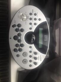 Electric drum kit brain