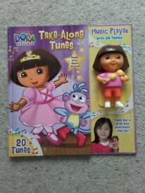 Dora the Explorer Music Player