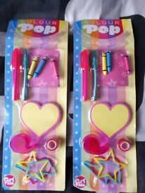 Children's stationary set