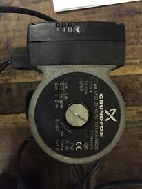 Grundfos pumps - unused and good condition
