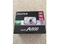 Fujifilm FinePix A800 Digital Camera