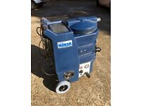 Ashbys Carpet Cleaning Machine, New 600 PSI Pump, New2 Vacs, New Tank heater, 6 Month Warranty,