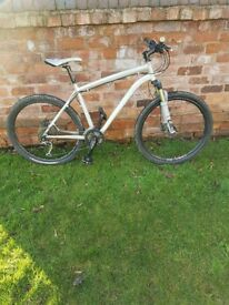 Specialized rock hopper silver well looked after just been serviced