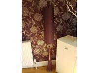 Stunning purple floor vase 55 inches high