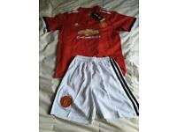 Kids Kit Manchester United Home 2017/18 5-6 years
