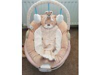 Mothercare Teddy Bear Baby Bouncer