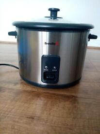 Breville electric rice cooker