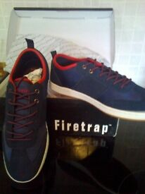 Mens NEW in box Firetrap casuals