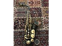 Yamaha YAS875B saxophone