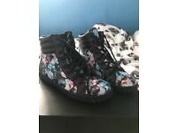 Women's Size 7 Iron Fist My Little Pony Trainers