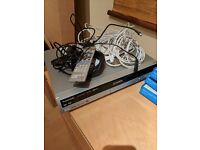 Free Panasonic DVD Player Longwell Green