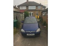 Vauxhall corsa 1.3 CDti low insurance tax and fuel £375