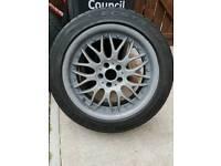 Alloy wheels 16'