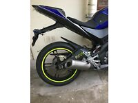 Yamaha yzf r125 2013 swap or sell
