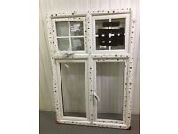 Flush casement windows for L-shaped bay window or can be sold separately