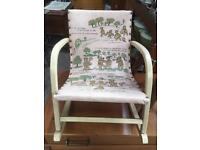 Small Child's Rocking Chair