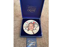 Limited edition Walt Disney Plate