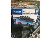 SWANN SECURITY SYSTEM D1 advanced series