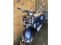Immaculate bike still under warranty