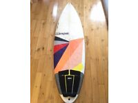Surfboard - 5'8 Quad - Cre8tion Shortboard Shaped by Lewis Cherone (Cornwall)