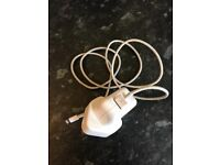 Genuine 12 watt Apple iPad/iPhone charger