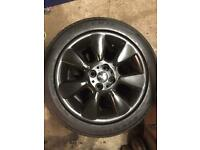 """Mini wheels and tyres 16"""""""