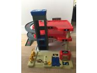 Toy car muti story car park