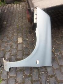 Renault Clio wing