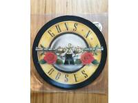 "Guns 'n' Roses - rare 12"" 1987 picture disc"