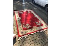 Set of 3 Chinese rugs