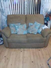 Natuzi range 2 seater sofa
