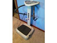 Gadget fit exercise vibration plate, Gym machine