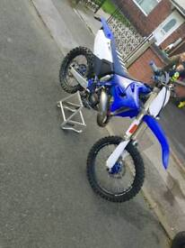2005 Yz 125 road legal