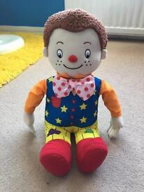 Mr Tumble musical soft toy
