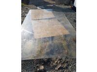 Polycarbonate sheet 4mm thick clear
