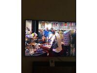 """Samsung smart TV series 6 55"""" Broken screen"""
