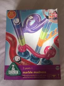 Marble run from Early Learning Centre