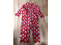 christmas pyjamas 2-3 years