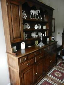 Solid Oak Dresser / Sideboard / Server