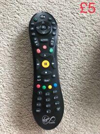 Virgin remote control