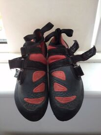 Used Mad Rock Climbing Shoes - UK Size 7.5