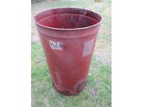 Incinerator - Garden waste - Fire bin - Very good condition