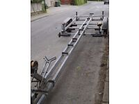 30' galvanized boat trailer. needs work, will tow away SOLD, SOLD, SOLD, SOLD.
