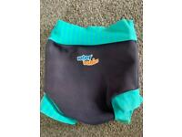 Waterbabies happy nappy - size large (6-12m)