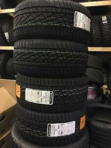 Four New 235 / 35 R19 or 245 / 35 R19 Continental DWS06 Tires -- SNOW APPROVED