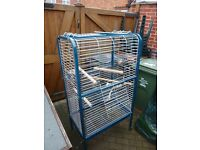 Large Parrot cage.