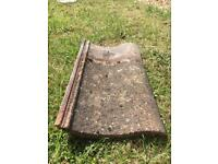 Roof tiles -approx 1000