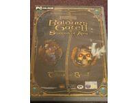 Baldur's Gate II Shadows of Amn and Throne of Bhaal PC Game