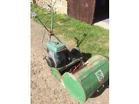 Ransom marquis cylinder grass cutter